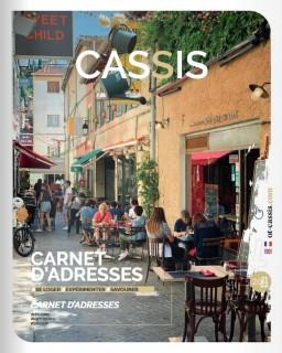 Le carnet d'adresses de Cassis 2021-2022