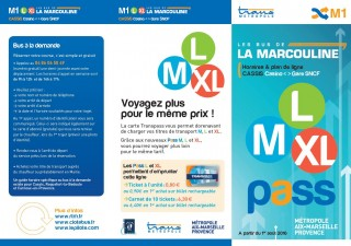 Horaires bus M1 Marcouline Cassis Casino-gare SNCF 2016