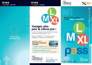 Schedules bus M1 Marcouline Cassis Casino-train station SNCF 2017