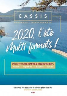 Guide d'été Cassis 2020