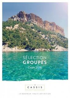 Brochure GROUPES 2018 (à partir de 15 pers. min.)