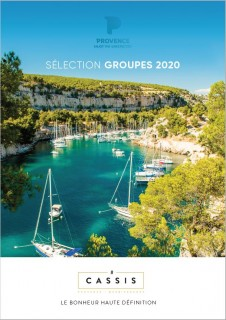 Brochure Groupes Cassis 2020