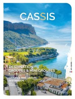 Brochure Destination Groupes & Mini-Groupes Cassis 2021-2022