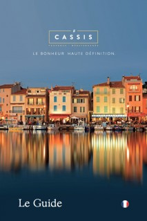 Guide Touristique Cassis - 2017