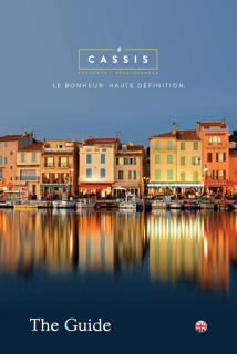 Tourist Guide Cassis 2017