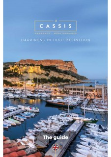 Tourist Guide Cassis - 2018
