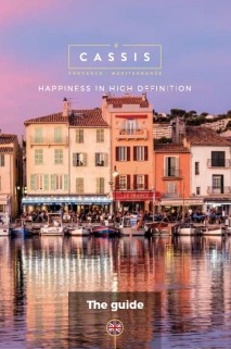 Tourist Guide Cassis - 2019/2020