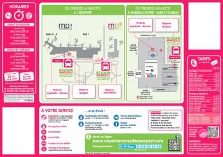 Schedules shuttle airoport Marseille 2017