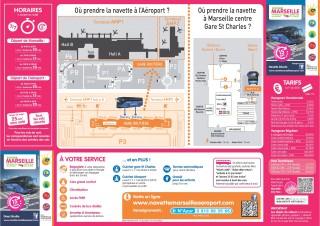 Horaires navette aéroport Marseille 2018/2019